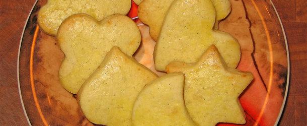 Biscotti alle tre farine