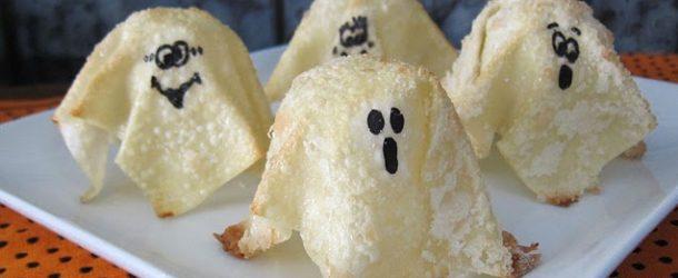 Fantasmini di zucchero