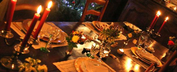 Menù Vigilia di Natale, Chic ed Elegante