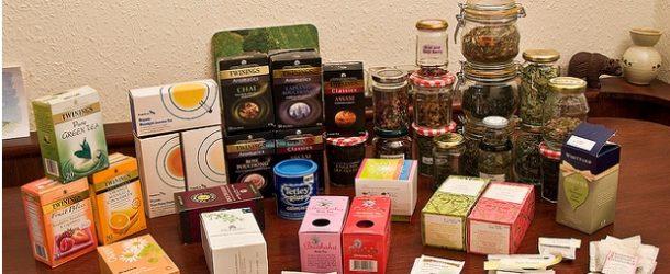 Guida ai tipi di tè