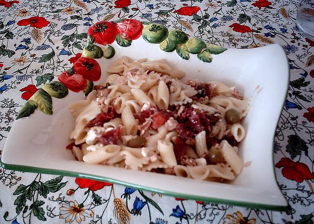 insalata di pasta fredda