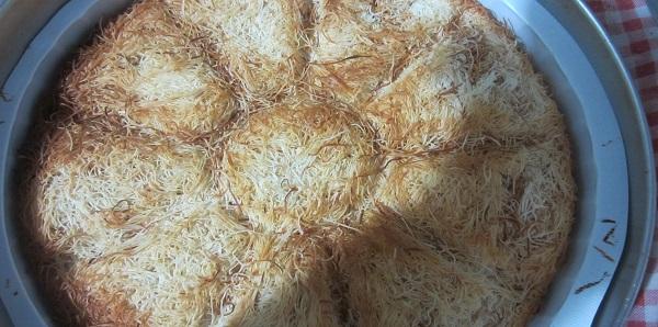 Pasta per Kadaif