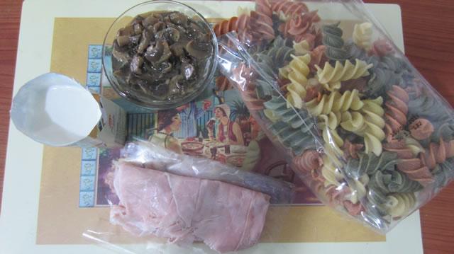 Ingredienti per la preparazione della ricetta