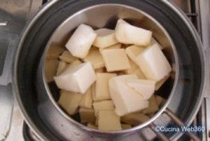 Burro chiarificato, un aiuto in cucina