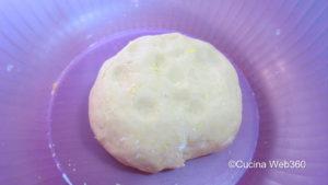 Pasta frolla per la crostata