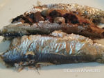 Sarde al forno con capperi e olive