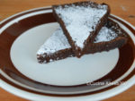 Torta magica nutella