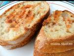 Bruschette veloci al pomodoro e mozzarella
