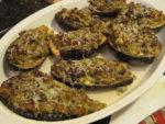 melanzane ripiene senza carne