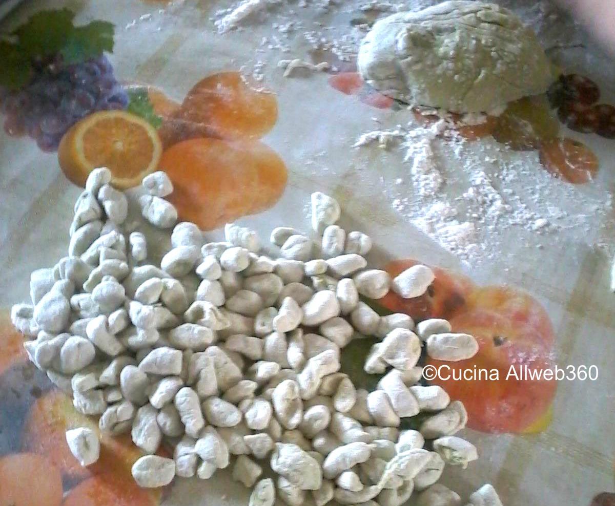 Ricetta gnocchi di zucchine vegetariani