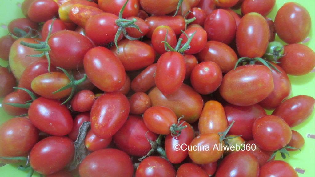 Ricetta pomodori confit