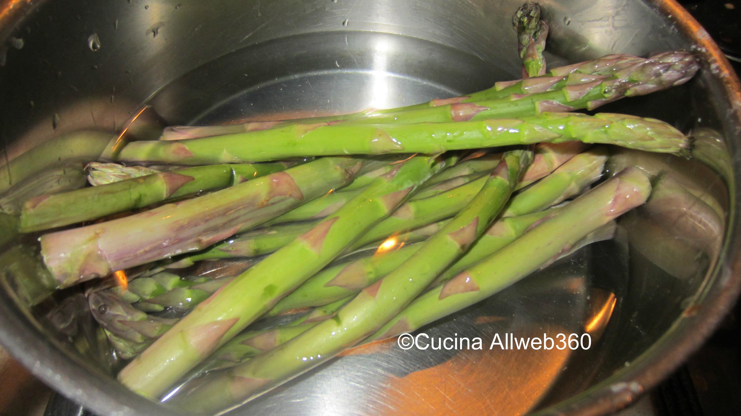 asparagi pasta