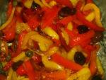ricette vegetariane con peperoni