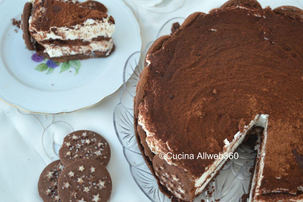 cheesecake a pan di stelle