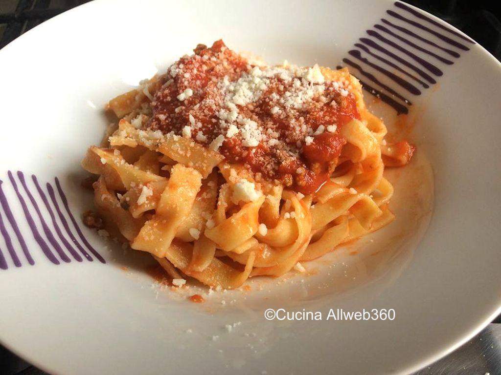ricetta bolognese