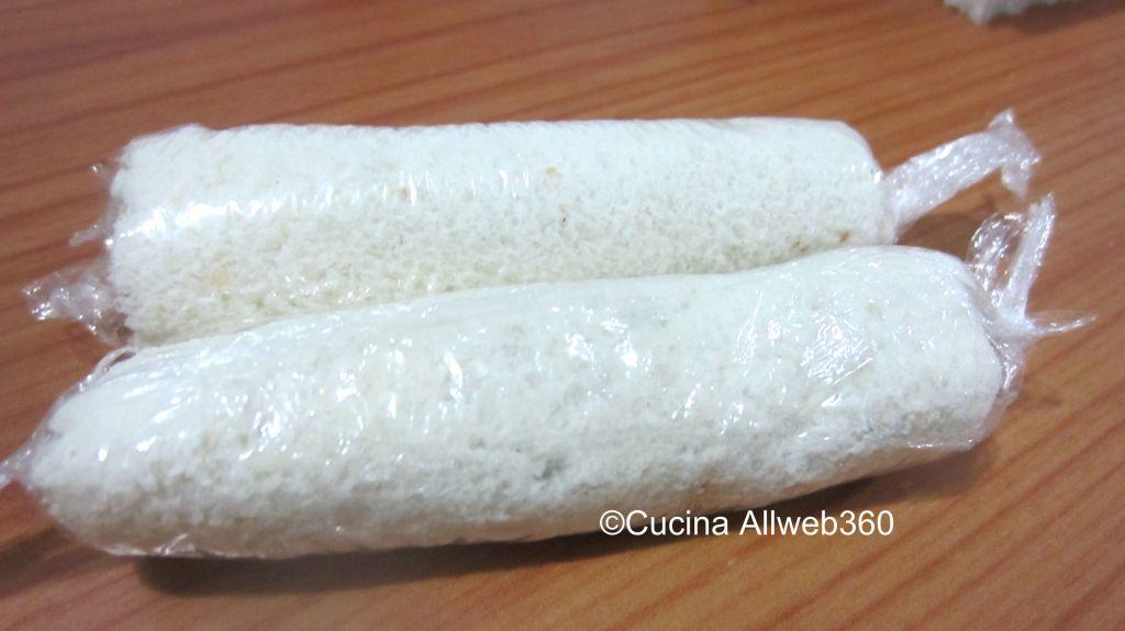 ricette con pane tramezzini