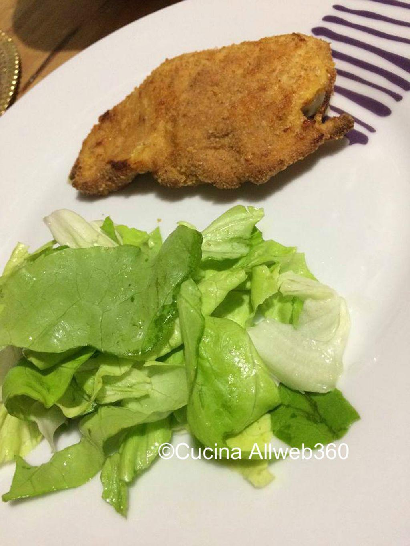 ricetta cordon bleu al forno