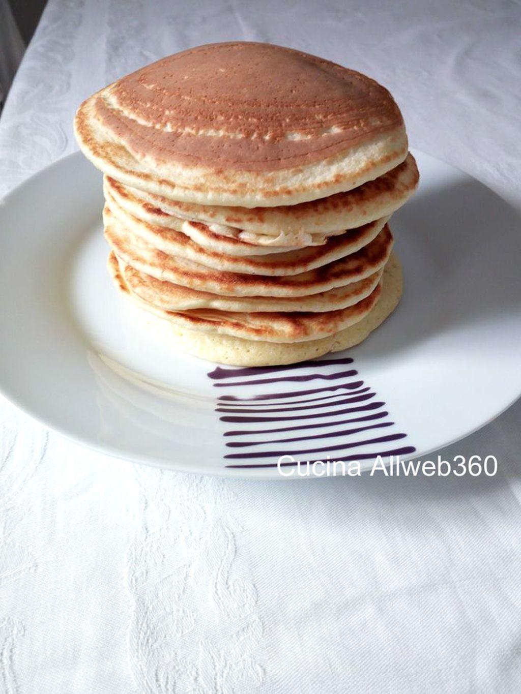 pancakes ricetta originale