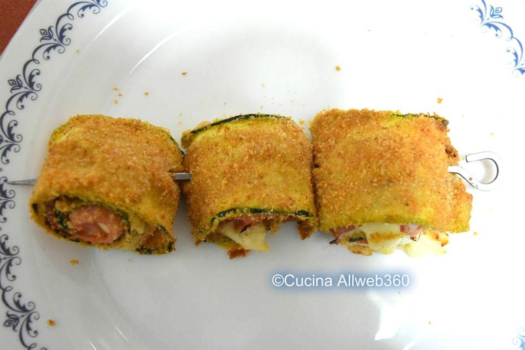 antipasto zucchine