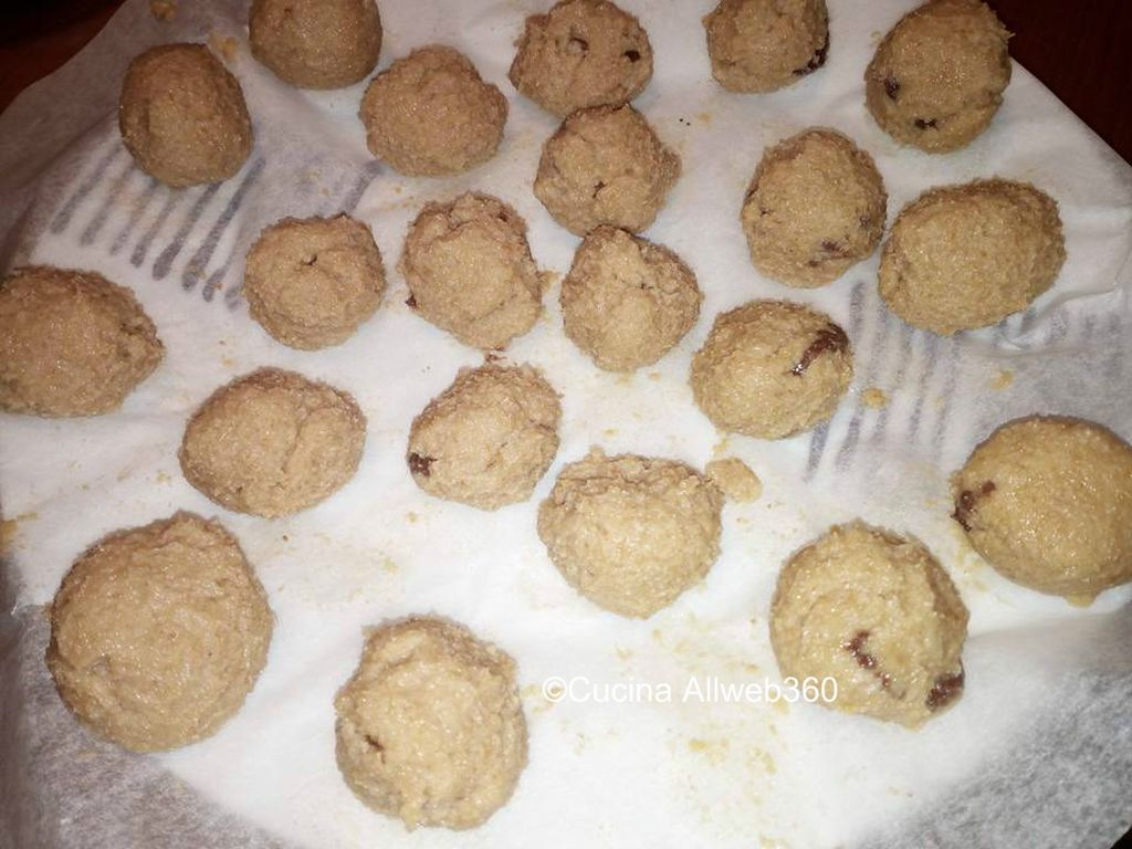palline di nutella
