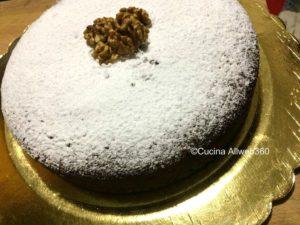 torta alle noci