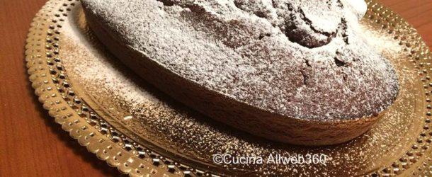 Torta yogurt e cacao