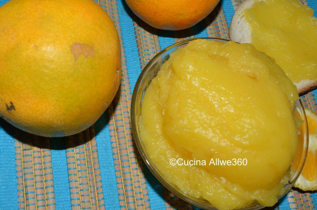 crema d'arancia