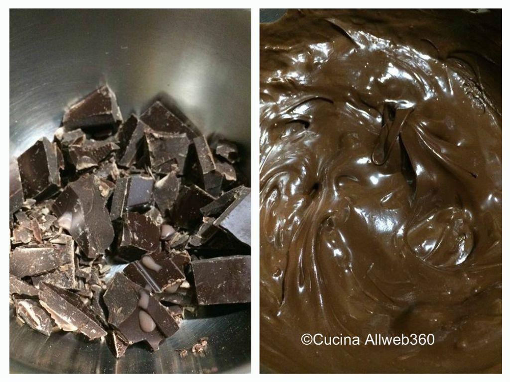 cioccolata calda con cacao amaro