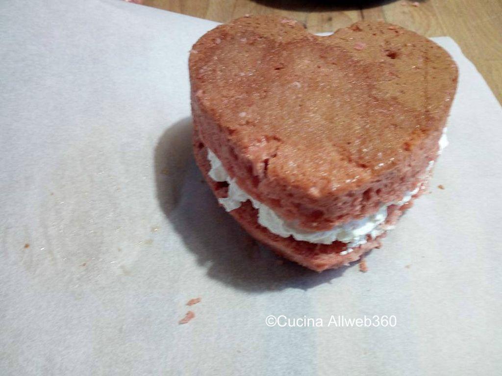 torta velvet ricetta