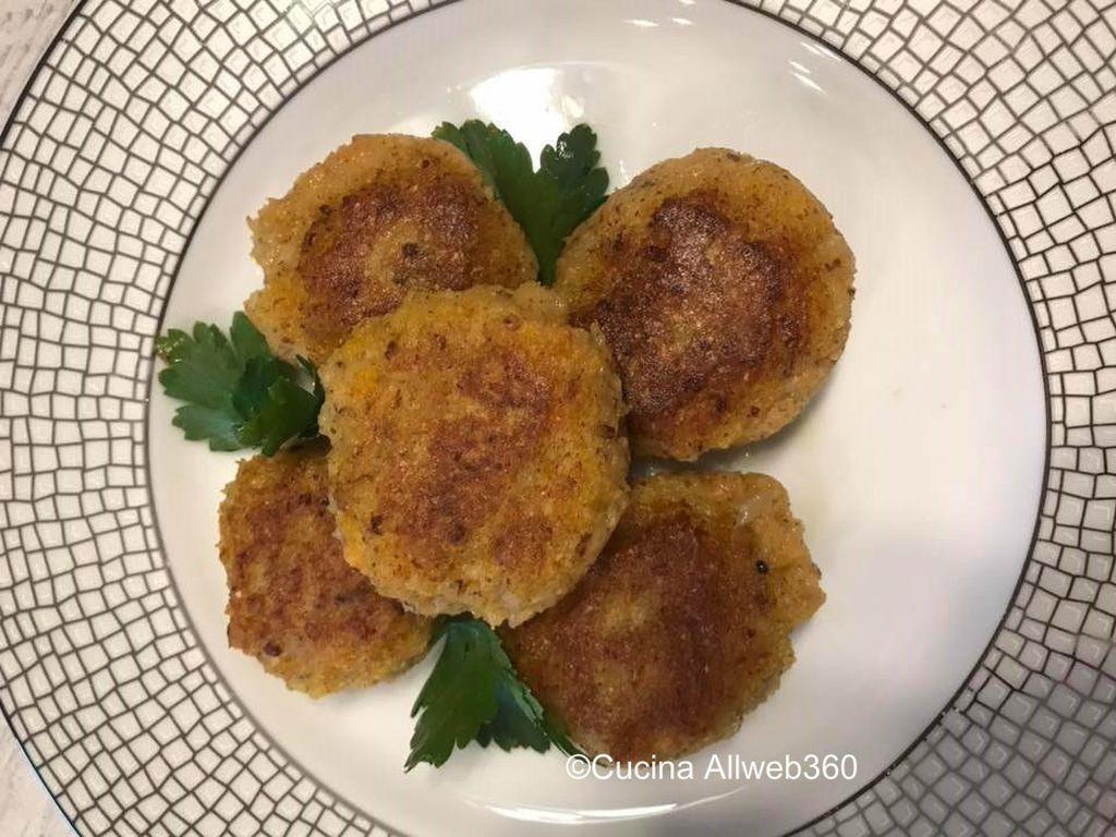 polpettine di quinoa