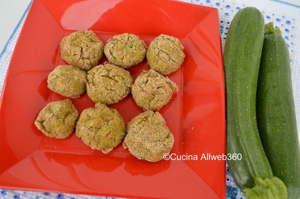 zucchine con ricotta