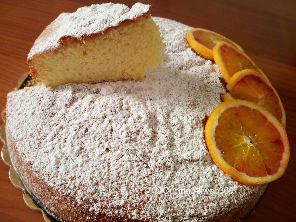 torta di arance ricetta