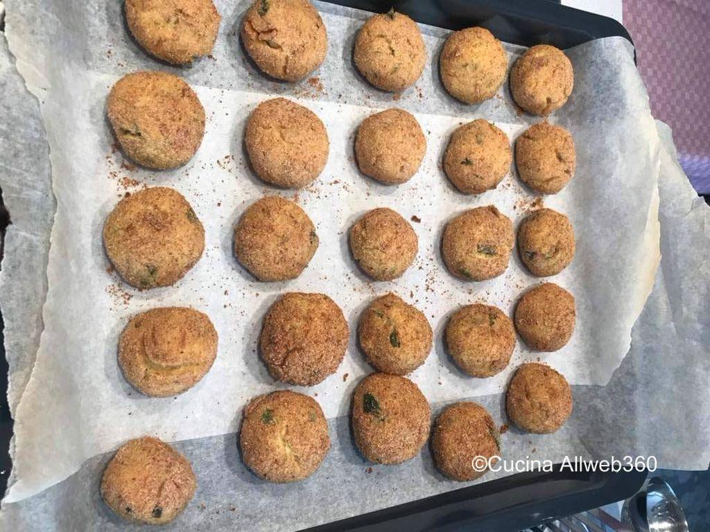 ricetta polpette di tonno e patate
