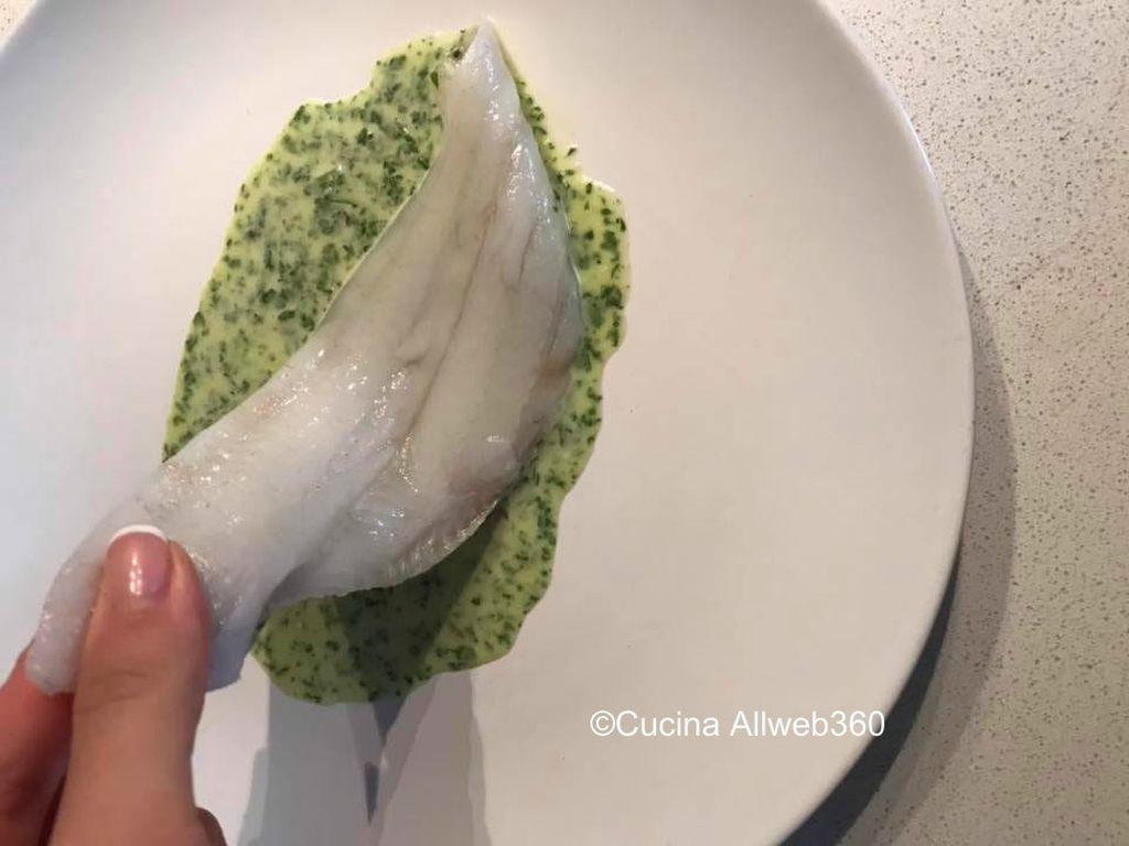 ricetta filetto di platessa