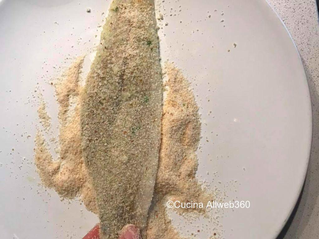 ricette filetto di platessa