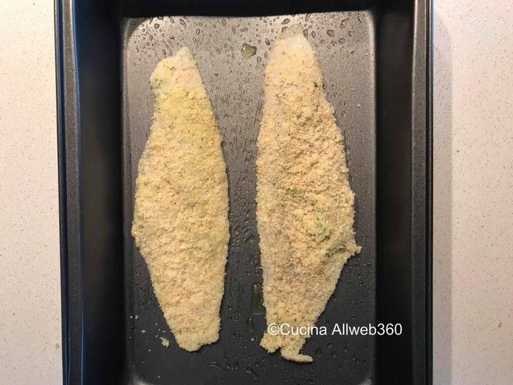 platesse al forno