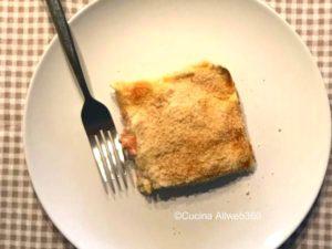 lasagna salmone affumicato
