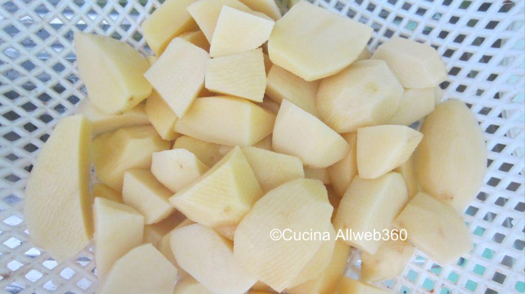 come cucinare patate