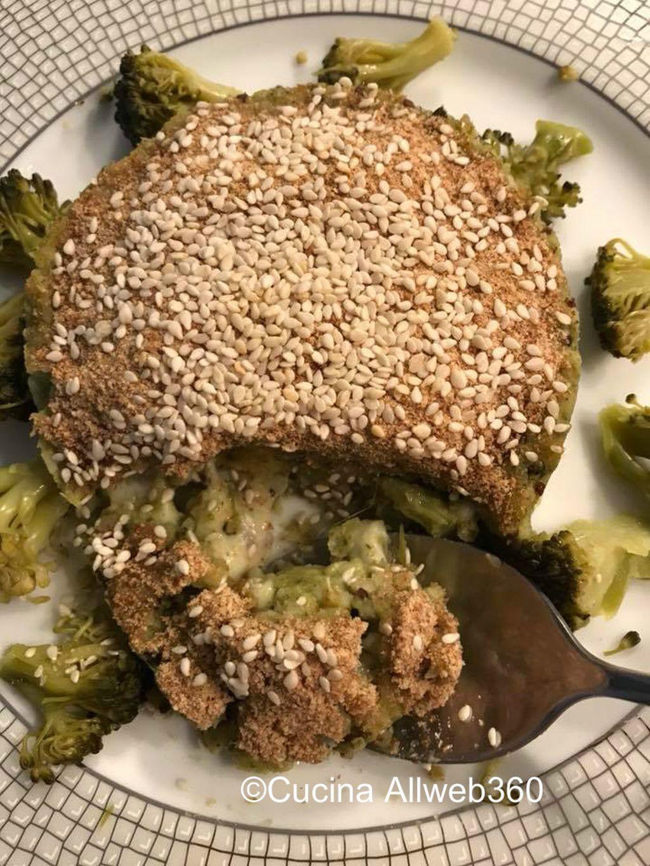 torta di quinoa ricetta