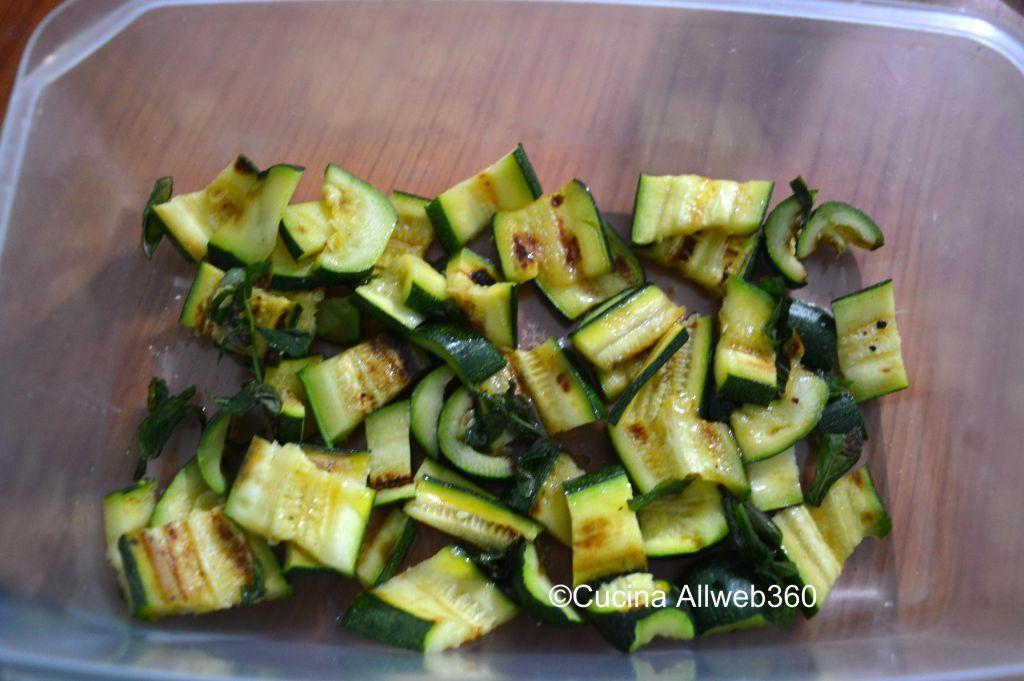 primi con zucchine