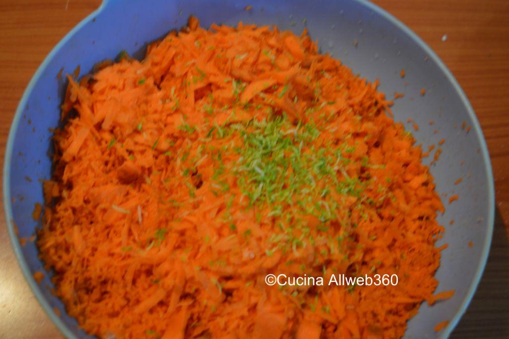 dolci con carote