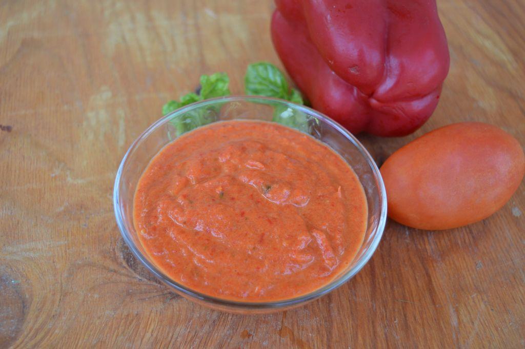 crema di peperoni da conservare