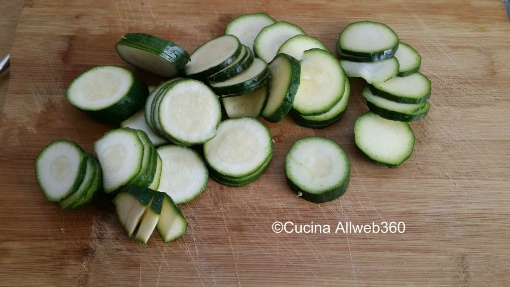 pastella per zucchine