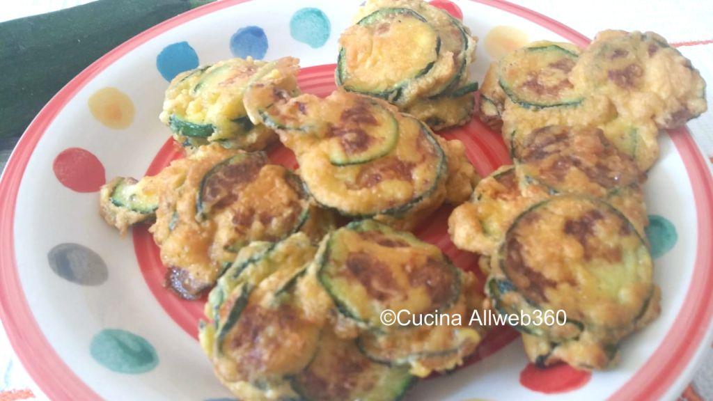 pastella di zucchine