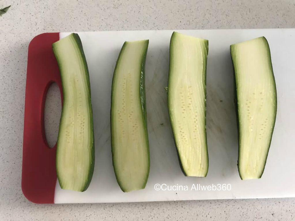 zucchine e besciamella