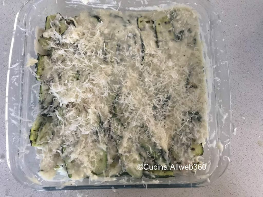 ricette con besciamella e zucchine