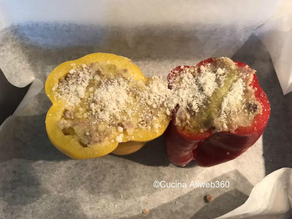 come cucinare i peperoni al forno