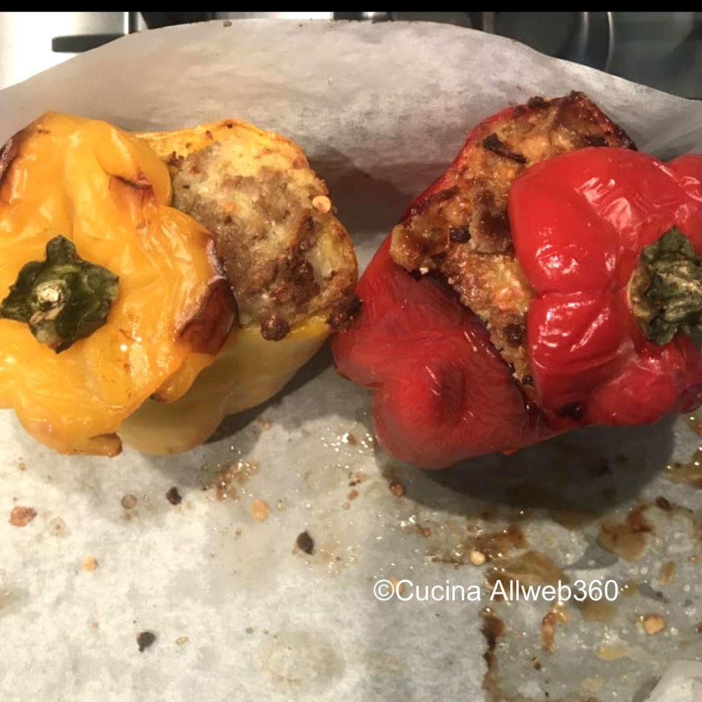 come fare peperoni ripieni