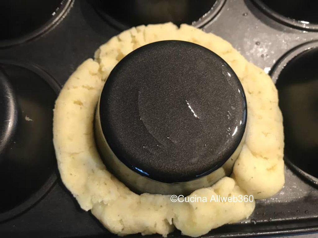 cestino di patate