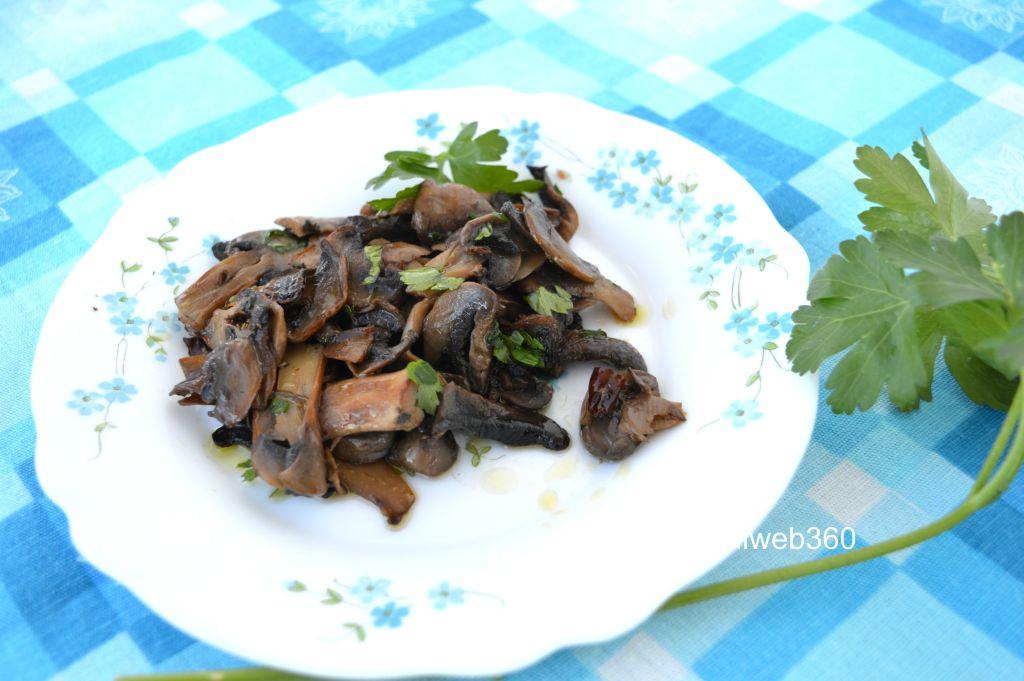 cucinare funghi champignon